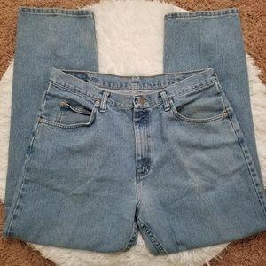 Wrangler work Light wash jeans
